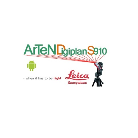 Application Digiplan S910 pour Android
