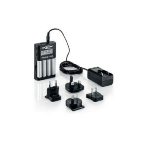 Chargeur rapide Leica + 4 piles rechargeables AA